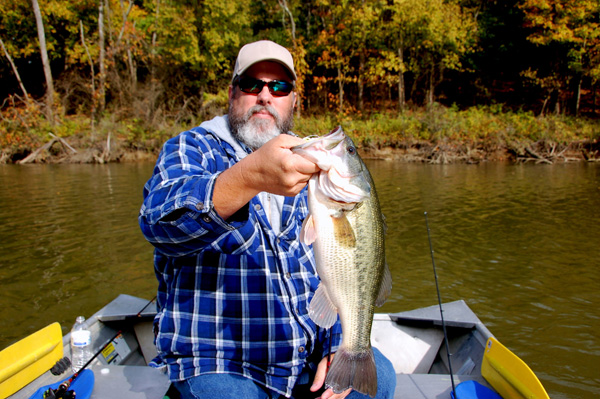 Pickwick lake bass fishing report the best lakes for bass for Pickwick lake fishing report
