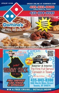 Domino's Sample